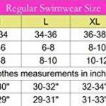 2018 Womens Sexy couleur unie bikini brésilien ensemble - Triangle String Soft rembourré fendue bikini ensemble de maillot de bain 2 pièces de la marque Waroom image 4 produit