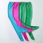 3 Piece Enfant Fille Princesse sirène Tail baignable Bikini Maillots de bain de la marque DAXIANG image 4 produit