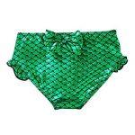 3 Piece Enfant Fille Princesse sirène Tail baignable Bikini Maillots de bain de la marque DAXIANG image 2 produit
