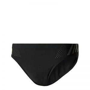 adidas Graphic Slip de Bain Homme, Noir/Argent Mat de la marque adidas image 0 produit