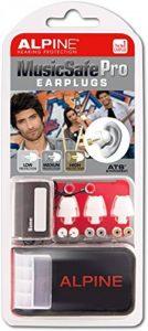 Alpine MusicSafe Pro Bouchons d'oreilles avec filtres Blanc de la marque image 0 produit
