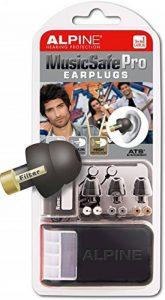 Alpine MusicSafe Pro Bouchons d'oreilles avec filtres Noir de la marque image 0 produit