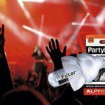 Alpine PartyPlug 2015 Bouchon d'oreilles pour Concert/Sortie Transparent de la marque image 6 produit