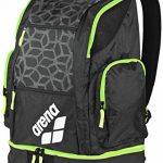 Arena Spiky 2Large, Sac de sport mixte adulte Taille unique Black de la marque Arena image 1 produit