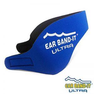 Bandeau en néoprène pour la protection des oreilles et la nage - Taille médium - Age de 4 à 9ans de la marque image 0 produit