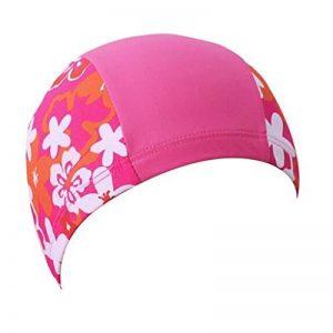 Bonnet de Bain Enfant, Bonnet de Natation pour les Soins des Cheveux et de la Protection des Oreilles de la marque image 0 produit