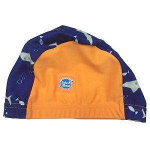 Bonnet de bain pour bébé Splash About - Requin orange, Swimming, Orange de la marque image 0 produit