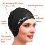bonnet de natation cheveux longs TOP 8 image 1 produit
