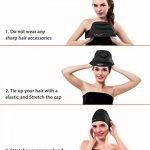 bonnet de natation cheveux longs TOP 8 image 4 produit