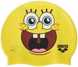 bonnet de piscine jaune TOP 2 image 0 produit