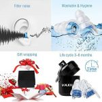 bouchon oreille transparent TOP 6 image 4 produit