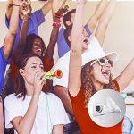Bouchons d'Oreille Haute Fidélité AVANTEK avec Filtres Acoustiqueset et Etui en Aluminium, 3 Tailles Fournies en TPE Médical, Réutilisables et Souples, pour Musiciens, Voyageurs, Motos, Concerts et Festivals de la marque image 4 produit
