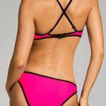CASPAR - BIK005 - Maillot de bain bikini bandeau en Spandex et Nylon pour femme de la marque CASPAR Fashion image 4 produit