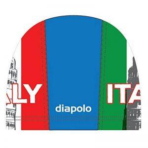 Casquette bonnet Cagoule en tissu Bonnet de natation diapolo Italie Lycra de la marque image 0 produit