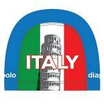 Casquette bonnet Cagoule en tissu Bonnet de natation diapolo Italie Lycra de la marque image 1 produit