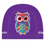 Casquette bonnet Cagoule en tissu Bonnet de natation diapolo Owl Lycra de la marque image 1 produit