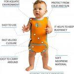 Cressi - Baby Warmer Combinaison de Bain et Natation pour Bébé en Neoprene de la marque Cressi image 2 produit