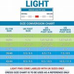 Cressi Light Palme Chaussante de Natation de la marque Cressi image 1 produit