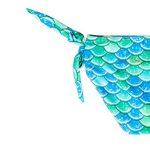 DAXIANG Sirène 3 Pièce Maillot de Bain Fille Costume de Déguisement Pour Enfants de la marque DAXIANG image 4 produit