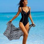 Delimira Femme Maillot de Bain 1 Pièce Elegant Amincissant de la marque Delimira image 1 produit