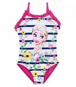 Disney La Reine des neiges Fille Maillot de bain - fushia de la marque Disney image 0 produit