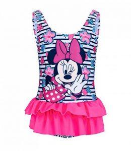 Disney Minnie Fille Maillot de bain - fushia de la marque Disney image 0 produit