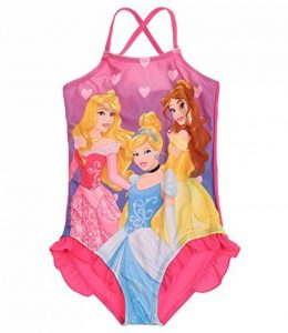 Disney Princesse Fille Maillot de bain 2016 Collection - fushia de la marque Disney image 0 produit