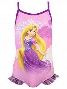 Disney Princesse - Maillots une pièce - Tangled Raiponce - Fille de la marque Disney image 0 produit