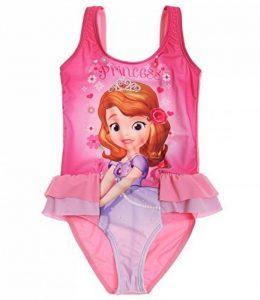 Disney Princesse Sofia Fille Maillot de bain 2016 Collection - fushia de la marque Disney image 0 produit