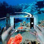 Étanche Certifiée IPX8, Pochette téléphone étanche Mpow Waterproof, Housse telephone universelle (6'') Imperméable (profondeur de 10m). Sac étanche protection contre la submersion, pochette iPhone 7 iPhone SE, iPhone 6/ 6s/6 Plus, Sony, HTC, Huawei, Wiko, image 5 produit