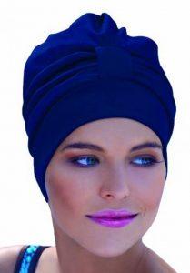 Fashy 3473 Turban de natation en tissu avec bande Velcro pour femme de la marque image 0 produit