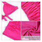 FeelinGirl Bikini Taille Haute Retro Vintage 2 pieces M-3XL de la marque FeelinGirl image 3 produit