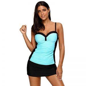4200601a9f0 greatestpak-maillots-de-bain-femme -ensembles-de-bikini-solides-maillots-de-bain-deux-pieces-combinaison-de-plage-de-la-marque-greatestpak-plage-image-0-  ...