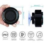 Haut-parleur de douche Bluetooth - imperméable à l'eau et à la poussière - CE / ROHS / FCC Certifié haut-parleur sans fil paires à tous les appareils Bluetooth Samsung iPhone iPad iPod PC de la marque image 2 produit