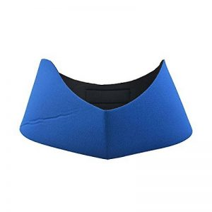 Haute élasticité Natation Bandeaux gratuit de natation Bouchons d'oreilles garder l'eau hors Bleu 1pcs de la marque image 0 produit
