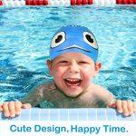 HeySplash Bonnet de Bain Natation pour Enfants Parent de la marque image 1 produit