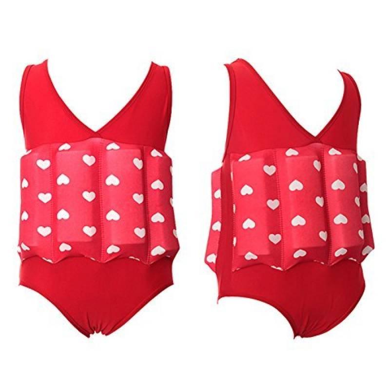 3997f2220d4d6 Intro. Affichant 5 commentaires et un score de 3.2 étoiles cette maillot de  bain flotteur bébé ...