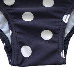 iEFiEL Maillots de bain Une Pièce à Pois Jointive Petite Noeud à taille Enfant Filles Bikini A Bretelle 2-7 Ans de la marque iEFiEL image 5 produit