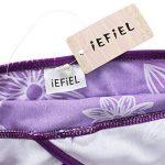 iEFiEL Mailot de Bain 3pcs Enfant Filles Halter Haut + Culotte +Jupe Tankini 2-14 Ans de la marque iEFiEL image 1 produit