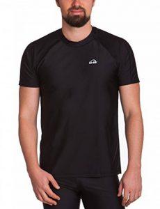 iQ-Company IQ 300 T-shirt homme anti-UV indice 300 pour sports aquatique -XS - Noir - noir de la marque iQ-UV image 0 produit