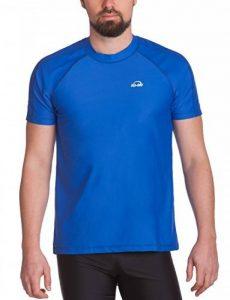 iQ-Company IQ 300 T-shirt homme anti-UV indice 300 pour sports aquatiques de la marque iQ-UV image 0 produit