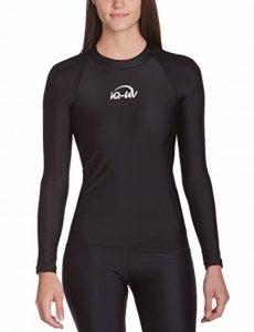 iQ-UV Lycra Slim Manches Longues 300, Vêtement T-Shirt Anti-UV Femme de la marque iQ-UV image 0 produit