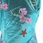 Katara 1777 Robe De Sirène Inspirée Par Ariel La Petite Sirène, Avec Pailletes, Pour Soirées À Thème - Choix Tailles de la marque Katara image 2 produit