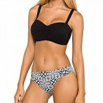 Lorin L2134/7 Maillot De Bain Deux Pieces Bikini Feminin Top Qualité Bicolore Taille Normale- Fabriqué En UE de la marque LORIN image 0 produit