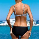 Lorin L3021/7 Maillot De Bain Deux Pieces Bikini Top Qualité Feminin Taille Normale- Fabriqué En UE de la marque LORIN image 1 produit