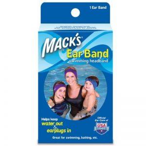Mack's - Bandeau pour Piscine en Neoprene - Protège Oreille pour Enfant de la marque image 0 produit