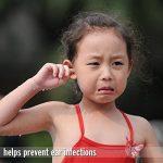 Mack's - Bandeau pour Piscine en Neoprene - Protège Oreille pour Enfant de la marque image 5 produit