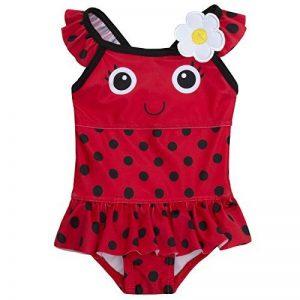 8c8acee0a4b09 Bébés / Nourrissons Nouveauté Costume de natation des animaux - 3 mois à 6  ans de la marque Babytown / Minikidz · maillot de bain fille ...