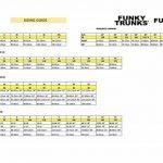 maillot de bain funky trunks TOP 1 image 3 produit