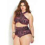 Maillot de bain grande taille femme Sport Monokini Beachwear Malloom de la marque Malloom®_Plage image 2 produit